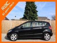 Mercedes-Benz A Class A180 2.0 CDI Turbo Diesel Avantgarde SE 5 Door Auto Bluetooth Parking Sensors Air Con Demo Plus 1 Lady Owner Only 44,000 Miles Full Mercedes Service History From The Same Dealer 61-Reg