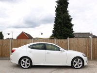 Lexus IS IS250 2.5 Advance 6 Speed Auto Sat Nav Rear Cam Bluetooth Full Leather Heated Seats Just 2 Private Owners Only 62,000 Miles Full Lexus Service History 5 Stamps 61-Reg