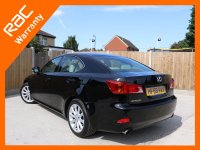 Lexus IS IS250 2.5 SE-I 6 Speed Auto Sat Nav Rear Cam Bluetooth Full Leather Heated Ventilated Seats Only 55,000 Miles Full Service History 8 Stamps 59-Reg
