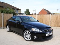 Lexus IS IS250 2.5 SE-I 6 Speed Auto Full Leather Heated Ventilated Seats Just 2 Private Owners Only 38,000 Miles Full Service History 6 Stamps 09-Reg
