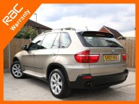 BMW X5 3.0d Turbo Diesel SE 6 Speed Auto 4x4 4WD Pan Roof Sat Nav Bluetooth Full Leather Heated Seats Just 1 Private Owner Only 99,000 Miles Full BMW Service History From The Supplying Dealer 10 Stamps nearly 9000 Pounds of Extras 07-Reg