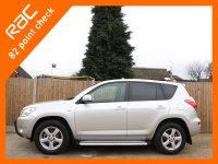 Toyota Rav-4 2.0 XT4 5 Door Auto AWD 4x4 4WD Sunroof Full Leather Climate Control Demo Plus 1 Private Owner Only 77,000 Miles Full Toyota Service History From The Supplying Dealer 9 Stamps 56-Reg