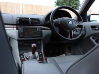 BMW 3 Series 318i 2.0 SE 4 Door 5 Speed Sat Nav Full Leather Climate Control PDC Parking Sensors Just 1 Private Owner Only 70,000 Miles from New 51-Reg