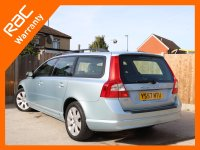 Volvo V70 2.4 D5 Turbo Diesel 185 BHP SE Geartronic 6 Speed Auto Estate Heated Seats Winter Pack Only 80,000 Miles Full Service History 9 Stamps Vehicle Previously Supplied By Us 2008 57-Reg