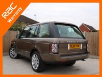 Land Rover Range Rover 4.4 TDV8 Turbo Diesel 313 BHP Vogue SE 6 Speed Auto 4x4 4WD Sunroof Sat Nav TV Rear Cam Bluetooth DAB Full Leather 4x Heated Cooled Just 1 Owner Only 57,000 Miles Service History over 3,000 Pounds of Extras 60-Reg
