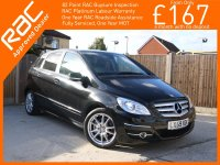 Mercedes-Benz B Class B180 2.0 CDI Turbo Diesel Sport 5 Door Auto Sat Nav Bluetooth Full Leather Heated Seats Just 1 Lady Dr Owner Only 67,000 Miles Full Mercedes Service History From The Supplying Dealer 7 Stamps over 5,000 Pounds of Extras 59-Reg