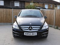 Mercedes-Benz B Class B200 2.0 CDI Turbo Diesel Sport 5 Door Auto Bluetooth Full Leather Heated Seats Just 2 Private Owners Only 73,000 Miles Full Mercedes Service History From The Supplying Dealer 8 Stamps 58-Reg