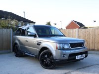 Land Rover Range Rover Sport 3.0 TDV6 Turbo Diesel HSE Luxury 6 Speed Auto 4x4 4WD Sunroof Sat Nav Rear Cam TV Bluetooth DAB Full Leather 4x Heated Seats Just 2 Owners Only 72,000 Miles Full Service History 6 Stamps 3,000 Pounds of Extras 11-Reg