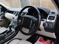 Land Rover Range Rover Sport 3.0 TDV6 Turbo Diesel Autobiography 6 Speed Auto 4x4 4WD Sat Nav TV Rear Cam Bluetooth DAB Full Leather 4x Heated Seats Same Lady Owner for more than the last 3 Years Only 66,000 Miles Full Service History 11-Reg
