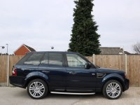 Land Rover Range Rover Sport 3.0 TDV6 Turbo Diesel HSE 6 Speed Auto 4x4 4WD Sat Nav Rear Cam Bluetooth DAB Full Leather 4x Heated Seats Just 2 Private Owners Only 73,000 Miles Service History 60-Reg