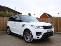 Land Rover Range Rover Sport 3.0 SDV6 Turbo Diesel 292 PS Autobiography Dynamic 4x4 4WD 7-Seater Auto Pan Roof Sat Nav Rear Cam Bluetooth DAB Full Leather Heated Ventilated Seats Only 64,000 Miles Full Land Rover Service History 4,000 Pounds of Extras Vehicle Previously Supplied By U