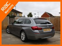BMW 5 Series 520d SE Turbo Diesel 188 BHP 8 Speed Auto Touring Estate Sat Nav Bluetooth DAB Full Leather Heated Seats Just 1 Owner Only 71,000 Miles Full BMW Service History From The Same Dealer nearly 3,000 Pounds of Extras Only 30 Pounds a Year Road Tax 64-Reg