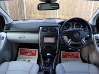 Mercedes-Benz B Class B200 2.0 CDI Turbo Diesel Sport 5 Door Auto Pan Roof Sat Nav Rear Cam Bluetooth DAB Harman/Kardon Full Leather Climate Control Parking Sensors 18in AMG Alloys Only 52,000 Miles Comprehensive Mercedes Service History over 9,000 Pounds of Extras 10-Reg