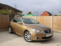 Lexus IS IS250 2.5 SE-I 6 Speed Auto Sat Nav Rear Cam Bluetooth Full Leather Heated Ventilated Seats Only 29,000 Miles Full Lexus Service History 8 Stamps 09-Reg