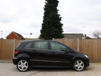 Mercedes-Benz B Class B160 Sport 5 Door Auto Bluetooth Parking Sensors Air Con 18in AMG Alloys Demo Plus 1 Lady Owner Only 55,000 Miles Full Mercedes Service History From The Same Dealer 6 Stamps 11-Reg