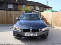 BMW 3 Series 320d 181 BHP Turbo Diesel SE Touring Estate 8 Speed Auto Sat Nav Bluetooth DAB Full Leather Heated Seats Just 2 Owners Only 79,000 Miles Full Service History nearly 5,000 Pounds of Extras 63-Reg