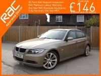BMW 3 Series 320d 177 PS Turbo Diesel SE 6 Speed Auto Sunroof Full Leather Heated Seats Parking Sensors Climate Control 19in M Sport Alloys Same Private Owner for more than the last 3 Years Only 87,000 Miles Full Service History 9 Stamps nearly 8,000 Pounds of Extras