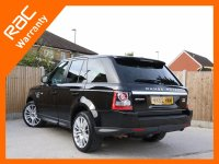 Land Rover Range Rover Sport 3.0 SDV6 Turbo Diesel HSE 6 Speed Auto 4x4 4WD TV Sat Nav Rear Cam Bluetooth DAB Dual View Full Leather 4x Heated Seats Just 1 Owner Only 60,000 Miles Full Land Rover Service History From The Supplying Dealer 62-Reg