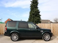Land Rover Discovery 4 - 3.0 SDV6 HSE Turbo Diesel 4x4 4WD 6 Speed Auto 7 Seater Triple Sunroof Sat Nav Rear Cam Bluetooth DAB Full Leather 4x Heated Seats Same Private Owner for more than the last 3 Years Only 78,000 Miles Full Land Rover Service History 62-Reg