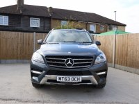 Mercedes-Benz M Class ML250 CDI Turbo Diesel Bluetec AMG Sport 7G-Tronic Auto 4x4 4WD Sat Nav Bluetooth 19in AMG Alloys Just 2 Owners Only 52,000 Miles Full Service History Vehicle Previously Supplied By Us 63-Reg