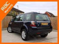 Land Rover Freelander 2.2 SD4 XS Turbo Diesel 190 BHP 6 Speed Auto 4x4 4WD Rear DVD Sat Nav Bluetooth DAB Full Leather Heated Seats Just 1 Lady Dr Owners Only 35,000 Miles Full Service History 3 Stamps 2014 63-Reg