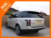 Land Rover Range Rover 4.4 SDV8 339 PS Autobiography Auto 4x4 4WD Pan Roof Rear DVD Sat Nav TV Surround Rear Cam Bluetooth DAB Full Leather 4x Heated Ventilated Seats Just 2 Owners Only 44,000 Miles Service History Costs nearly 100,000 Pounds New and Has 4,500 Pounds of Extras