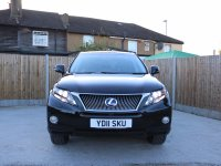Lexus RX RX450h 3.5 Hybrid SE-L 4x4 4WD Auto Sat Nav Rear Cam Bluetooth DAB Full Leather Heated Ventilated Seats Just 2 Owners Only 86,000 Miles Full Service History 7 Stamps 11-Reg