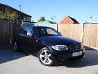 BMW 1 Series 118d 2.0 Turbo Diesel Exclusive Edition 6 Speed 2 Door Coupe Full Leather Bluetooth DAB 17in Alloys Just 1 Lady Owner Only 41,000 Miles Full BMW Service History From The Supplying Dealer Only 30 Pounds a Year Road Tax 13-Reg