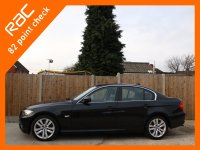 BMW 3 Series 325d SE 3.0 Turbo Diesel 202 BHP 6 Speed Auto Sat Nav Bluetooth Full Leather Heated Seats Just 2 Private Owners Only 52,000 Miles Full BMW Service History From The Supplying Dealer Over 8,000 Pounds of Extras 2012 61-Reg