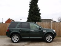 Land Rover Freelander 2.2 SD4 Turbo Diesel 190 BHP HSE 6 Speed Auto 4x4 4WD Twin Panoramic Sunroof Sat Nav Bluetooth DAB Full Leather Heated Seats Just 2 Private Owners Only 45,000 Miles Full Service History 6 Stamps 11-Reg