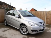 Mercedes-Benz B Class B180 Sport 5 Door Auto Bluetooth Parking Sensors Air Con Just 1 Lady Owner Only 30,000 Miles Full Mercedes Service History From The Supplying Dealer 4 Stamps Over 3,500 Pounds of Extras 59-Reg