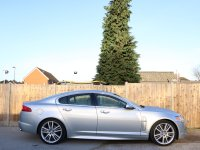 Jaguar XF 5.0 V8 385 BHP Premium Luxury 6 Speed Auto Sat Nav Rear Cam Bluetooth DAB Full Leather Heated Ventilated Seats Bowers & Wilkins Audio Same Private Owner for more than the last 3 Years Only 62,000 Miles Full Jaguar and Jaguar Specialist Service History 6 S