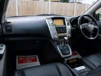 Lexus RX RX400h 3.3 Hybrid SE Auto 4x4 4WD Sunroof Sat Nav Rear Cam Bluetooth Full Leather Heated Seats Just 2 Owners Only 80,000 Miles Full Lexus Service History From The Supplying Dealer 8 Stamps 57-Reg