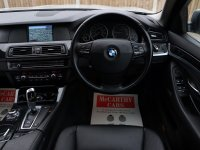 BMW 5 Series 520d SE Turbo Diesel 182 BHP 8 Speed Auto Touring Estate Sat Nav Bluetooth Full Leather Heated Seats Only 80,000 Miles Full BMW Service History 6 Stamps Over 5,000 pounds of Extras 11-Reg