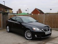 Lexus IS IS250 2.5 F Sport 6 Speed Auto Sat Nav Rear Cam Bluetooth Full Leather/Suede Heated Seats Just 1 Private Owner Only 83,000 Miles Full Lexus Service History From The Supplying Dealer 7 Stamps 10-Reg
