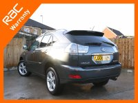Lexus RX RX400h 3.3 Hybrid SE Auto 4x4 4WD Sunroof Sat Nav Rear Cam Bluetooth Full Leather Heated Seats Only 56,000 Miles Service History 08-Reg