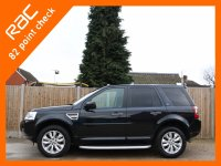 Land Rover Freelander 2.2 SD4 Turbo Diesel 190 BHP HSE 6 Speed Auto 4x4 4WD Twin Panoramic Sunroof Sat Nav Bluetooth DAB Full Leather Heated Seats Just 2 Private Owners Only 69,000 Miles Full Land Rover Service History 6 Stamps 61-Reg