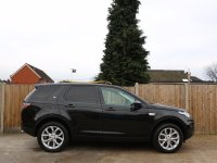 Land Rover Discovery Sport 2.2 SD4 Turbo Diesel 190 BHP HSE Auto 4x4 4WD Pan Roof Sat Nav Rear Cam Bluetooth DAB Full Leather Heated Seats Just 1 Private Owner Only 49,000 Miles Service History 15-Reg
