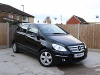 Mercedes-Benz B Class B160 SE 5 Door Auto Bluetooth Parking Sensors Air Con Just 2 Owners Only 40,000 Miles Full Service History 5 Stamps 2011 60-Reg