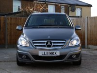 Mercedes-Benz B Class B180 2.0 CDI Turbo Diesel SE 5 Door Auto Sat Nav Bluetooth Full Leather Parking Sensors Air Con Just 2 Owners Only 45,000 Miles Full Service History 6 Stamps 11-Reg