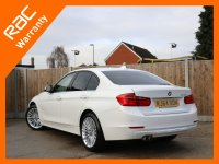 BMW 3 Series 328i  2.0 Turbo 245 PS Luxury 8 Speed Auto Sat Nav Rear Cam Bluetooth DAB Full Leather Harman / Kardon Just 1 Private Owner Only 8,000 Miles Full Service History Balance of BMW Warranty 5,000 Pounds of Extras 64-Reg