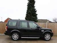 Land Rover Discovery 3.0 SDV6 Turbo Diesel 255 BHP XS 4x4 4WD 6 Speed Auto 7 Seater Sat Nav Rear Cam Bluetooth DAB Full Leather 4x Heated Seats Demo Plus 1 Private Owner Only 84,000 Miles Full Service History 6 Stamps 61-Reg