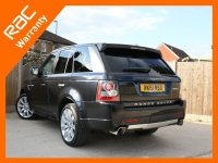 Land Rover Range Rover Sport 3.0 TDV6 Turbo Diesel SE Stormer Special Edition 6 Speed Auto 4x4 4WD Sat Nav Bluetooth Full Leather Heated Seats Just 2 Private Owners Only 70,000 Miles Comprehensive Service History 61-Reg