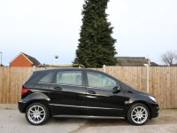Mercedes-Benz B Class B160 Sport 5 Door Auto Bluetooth Parking Sensors Air Con Just 2 Private Owners Only 61,000 Miles Full Service History 5 Stamps Over 3,000 Pounds of Extras 2010 59-Reg