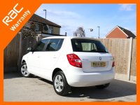 skoda Fabia 1.2 SE 5 Door 5 Speed Air Conditioning Alloys Demo Plus 1 Lady Owner Only 18,000 Miles from New 14-Reg