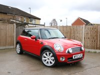 MINI Hatch 1.6 D 6 Speed Chili Pack Pan Roof Just 1 Lady Owner Only 30,000 Miles Full Service History 7 Stamps 3,000 Pounds of Extras Only 20 Pounds a Year Road Tax 57-Reg