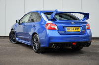 Subaru WRX STI WRX STi Type UK