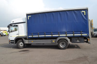Mercedes-Benz Atego Atego 1624 Curtainside Body