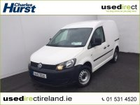 Volkswagen Caddy 1.6 TDI 75HP *Price is Plus V.A.T* (30)