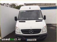 Mercedes-Benz Sprinter SPRINTER 313CDI *Price is Plus V.A.T*
